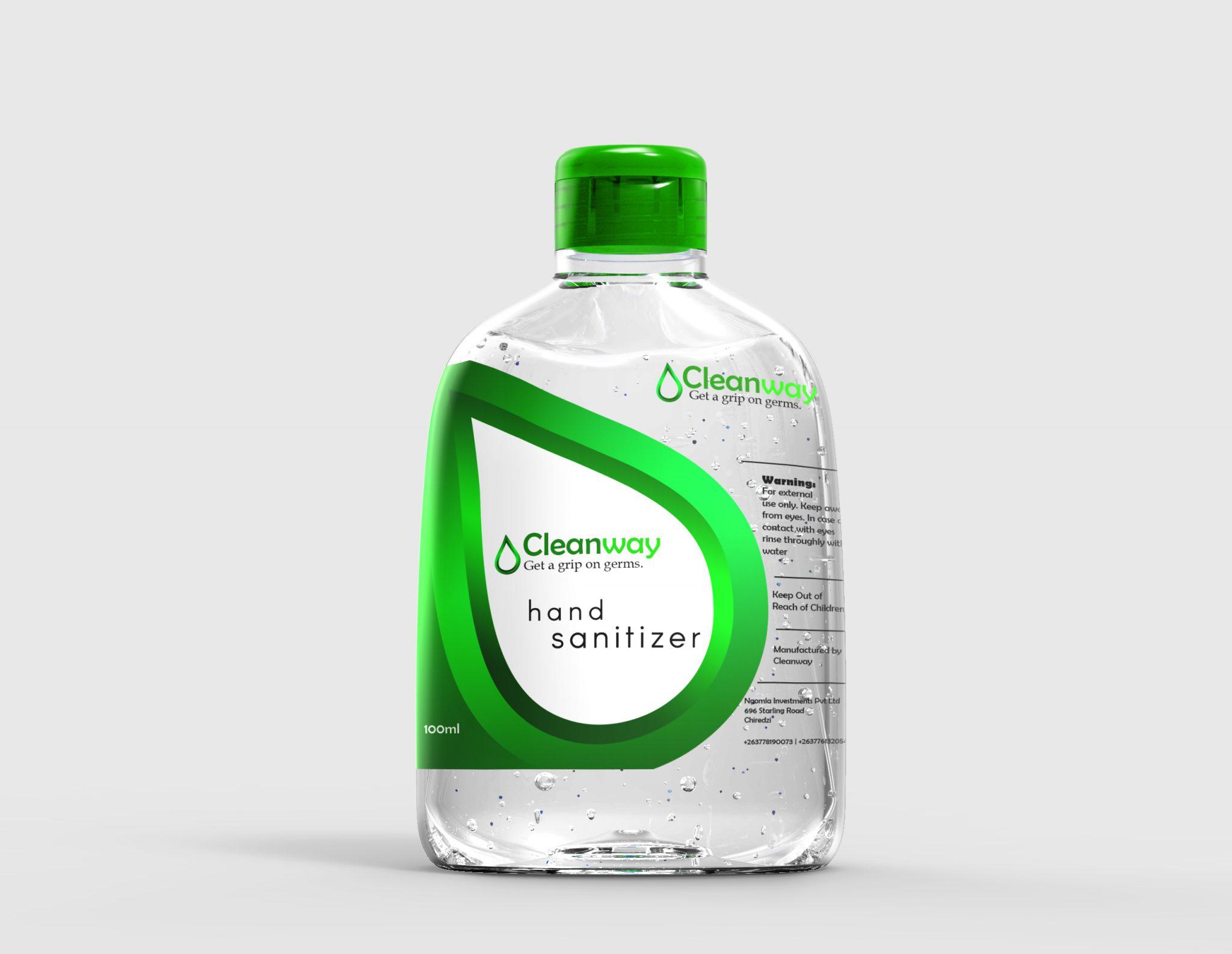 Hand Sanitizer 2